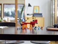 LEGO Minecraft 21154 De Blaze brug-Afbeelding 1