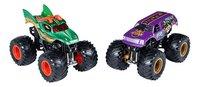 Spin Master Monster Truck Monster Jam Dragon & Jester-Vooraanzicht