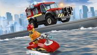 LEGO City 60215 Brandweerkazerne-Afbeelding 2