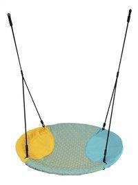 Nestschommel Winkoh turquoise/geel-Artikeldetail