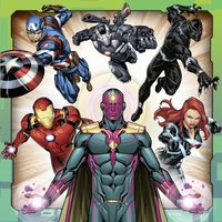 Ravensburger puzzel 3-in-1 The Avengers-Artikeldetail