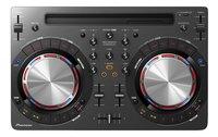 Pioneer table de mixage DDJ-WEGO3 noir-Vue du haut