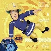 Ravensburger Puzzel 3-in-1 Brandweerman Sam-Artikeldetail