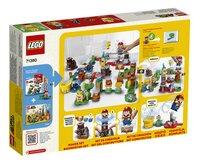 LEGO Super Mario 71380 Makersset: Beheers je avonturen-Achteraanzicht