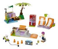 LEGO Friends 41099 Heartlake Skate Park-Vooraanzicht