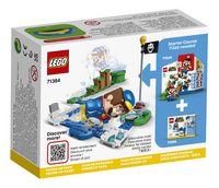 LEGO Super Mario 71384 Power-uppakket: Pinguïn-Mario-Achteraanzicht