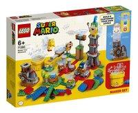 LEGO Super Mario 71380 Makersset: Beheers je avonturen-Linkerzijde