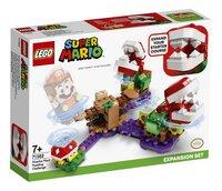 LEGO Super Mario 71382 Uitbreidingsset: Piranha Plant-puzzeluitdaging-Linkerzijde