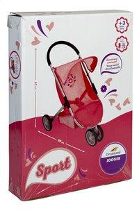 DreamLand Trike Jogger pour poupées-Côté gauche