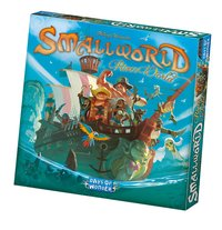 Small World extension : River World