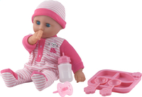 Dolls World zachte pop Phoebe-Artikeldetail