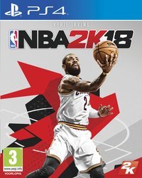 PS4 NBA 2K18 ENG/FR