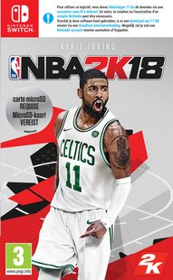 Nintendo Switch NBA 2K18 ENG/FR