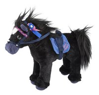 Peluche Miss Melody Black Angel 25 cm