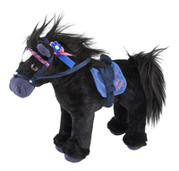 Knuffel Miss Melody Black Angel 25 cm