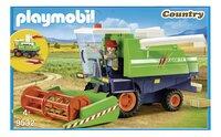 PLAYMOBIL Country 9532 Harvester-Vooraanzicht