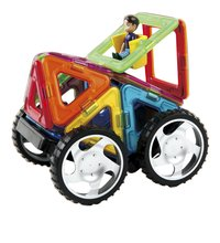 Magformers Vehicle Wow Set-Afbeelding 3