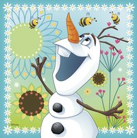 Ravensburger Puzzel 3-in-1 Disney Frozen Fever-Artikeldetail
