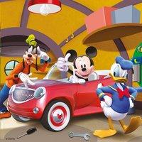 Ravensburger puzzle 3 en 1 Tout le monde aime Mickey-Détail de l'article