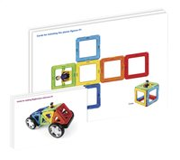 Magformers Vehicle Wow Set-Afbeelding 4