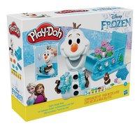 Play-Doh Disney La Reine des Neiges II Le traîneau d'Olaf-Côté gauche