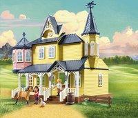 PLAYMOBIL Spirit 9475 Maison de Lucky-Image 1