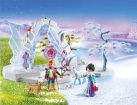 PLAYMOBIL Magic 9471 Frontière Cristal du monde de l'hiver-Image 1