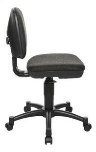 Topstar Bureaustoel Home Chair 10 antraciet-Linkerzijde
