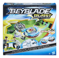 Beyblade Burst Evolution Star Storm Battle Set-Vooraanzicht