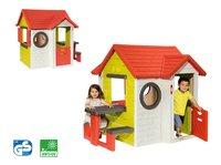 Smoby speelhuisje My house met picknickmodule-Artikeldetail