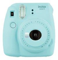 Fujifilm appareil photo instax mini 9 Ice Blue-Avant