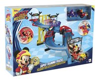 Disney Mickey and the Roadster Racers Super piste d'entraînement-Côté gauche