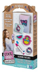 Cool Maker Handcrafted Fashion Patches-Rechterzijde