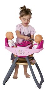 Smoby 2-in-1 duokinderstoel voor poppen Baby Nurse-Afbeelding 1