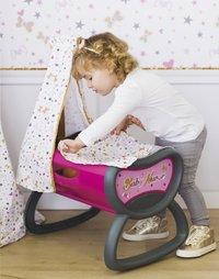 Smoby berceau à bascule Baby Nurse-Image 2