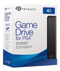 Seagate externe harde schijf - Game Drive 4 TB-Linkerzijde