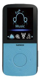 Lenco Mp4 audio/video Podo-153 4 GB blauw