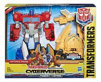 Transformers Robot Cyberverse Power of the Spark - Optimus Prime-Vooraanzicht