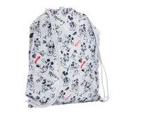 Kipling sac de gymnastique Supertaboo Mickey Sketch Grey-Arrière