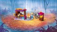 LEGO Disney Frozen 41166 L'aventure en calèche d'Elsa-Image 3