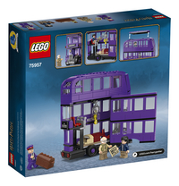 LEGO Harry Potter 75957 De Collectebus-Achteraanzicht