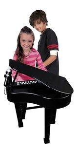 Piano met stoel en micro-Afbeelding 1