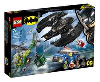 LEGO Super Heroes 76120 Batman Batwing en de overval van The Riddler-Linkerzijde
