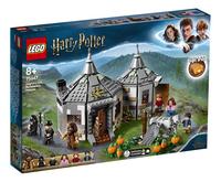 LEGO Harry Potter 75947 Hagrids huisje: Scheurbeks ontsnapping-Linkerzijde