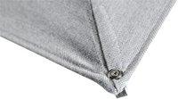 Ocean hangparasol Sevilla aluminium 3 x 3 m Carbongrijs-Artikeldetail