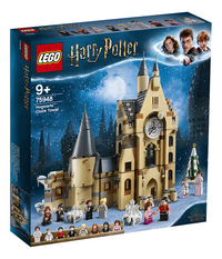 LEGO Harry Potter 75948 Zweinstein Klokkentoren-Linkerzijde