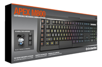 SteelSeries clavier Apex M800