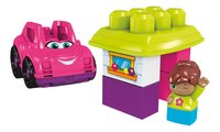 Mega Bloks First Builders Lil' Vehicles Catie Convertible-Artikeldetail