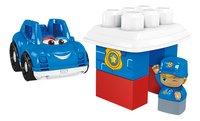 Mega Bloks First Builders Lil' Vehicles Peter Politie-Artikeldetail