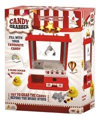 Snoepgrijpmachine Candy Grabber + 9 eendjes-Rechterzijde